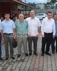 Ardeşen'de Streetball Turnuvası Başladı