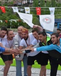 Ardeşen Rafting Takımı Türkiye Birincisi