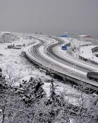 Ardeşen Kar Manzaraları