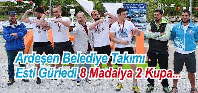 2017 R4 Türkiye Rafting Şampiyonası 2. Ayak Yarışları Artvin Yusufeli Barhal Çayında Tamamlandı.
