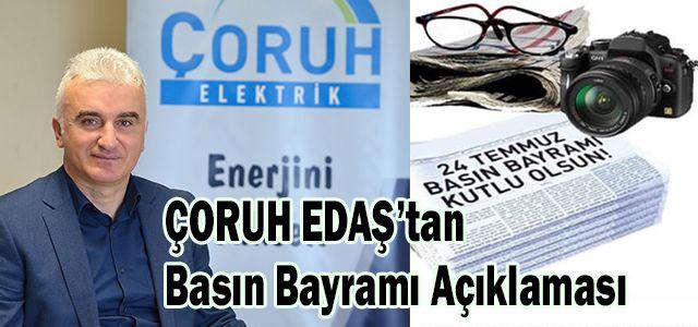 """""""24 Temmuz Gazeteciler ve Basın Bayramı Kutlu Olsun"""""""