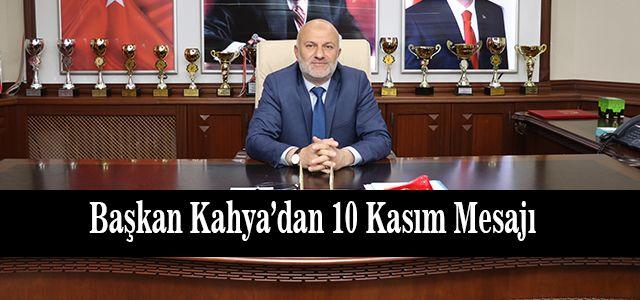 Ardeşen Belediye Başkanı Avni Kahya