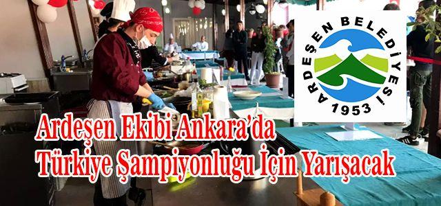 Ardeşen Belediyesi Adına Yarışacak Ekip Hedef Türkiye Şampiyonluğu Dedi