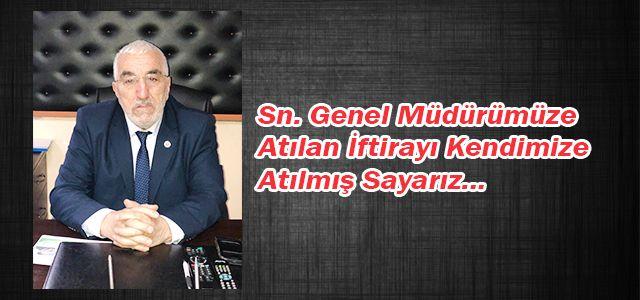 Ardeşen Muhtarlar Dernek Başkanı Çırakoğlu'dan ÇAYKUR Açıklaması