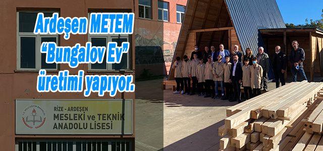 Ardeşen TSO'dan Ardeşen Mesleki ve Teknik Anadolu Lisesi'ne Ziyaret