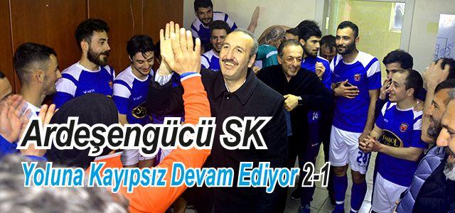 Ardeşengücü SK, BAL Ligine Göz Kırptı!