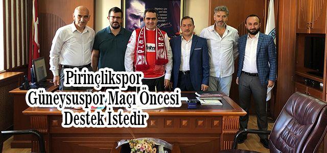 Başkan Gültekin'den Sportif Kulüplere Tam Destek