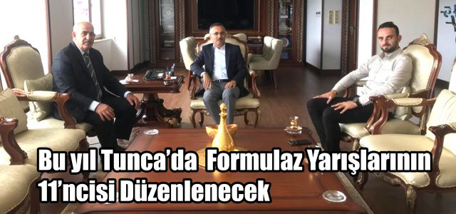 Bu yıl Ardeşen-Tunca'da  Formulaz Yarışlarının 11'ncisi Düzenlenecek