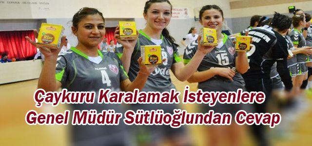 """ÇAYKUR Genel Müdürü Sütlüoğlu: """"ÇAYKUR'u karalamak istediler"""""""