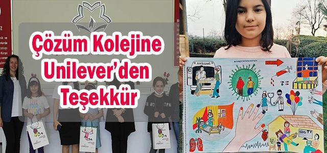 Çözüm Koleji ülke genelinde düzenlenen resim yarışmasında derece yaptı