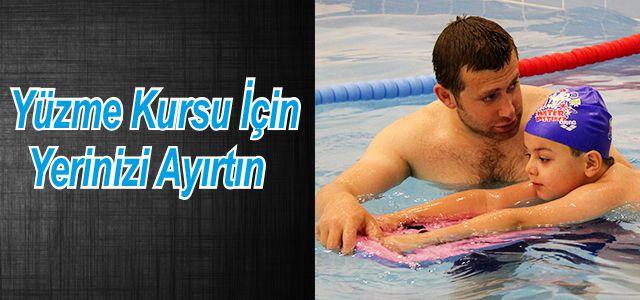 Çözüm Kolejinde 'Yüzme Yaz Okulu' Kayıtları Başlamıştır.