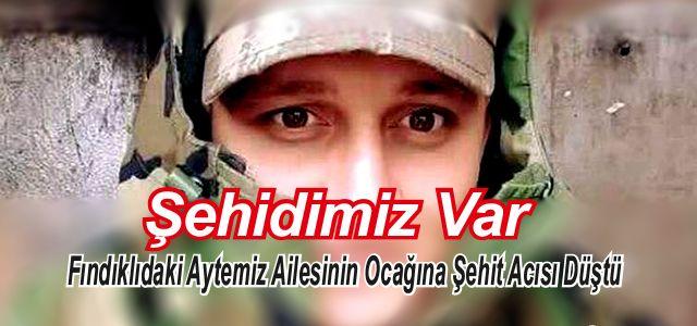 Diyarbakır'ın Lice ilçesinde 2 asker şehit oldu. Şehitler'den 1'i ise Rize'den.