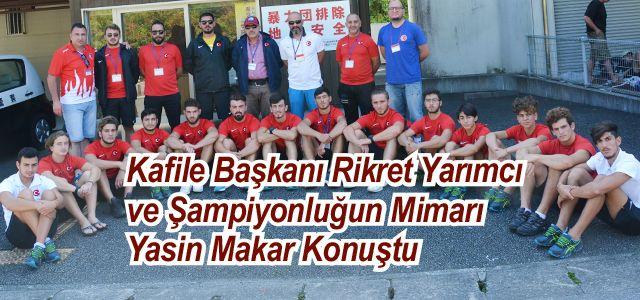 Dünya Kupası Türkiye'nin