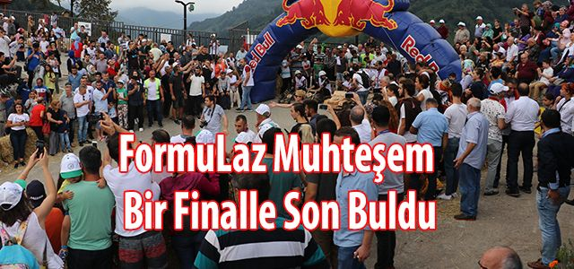 FormuLaz'da Muhteşem Final