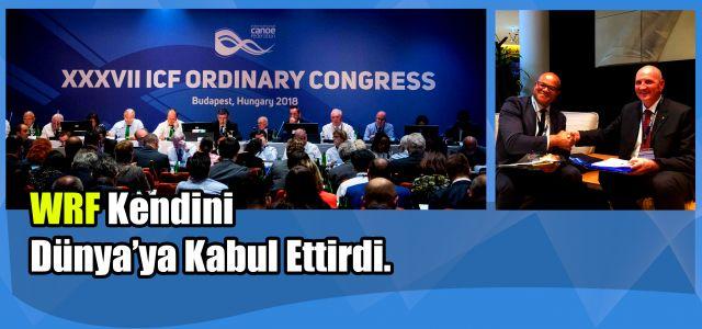 ICF Kongresi Sırasında Budapeşte'de WRF İçin Başarılı Bir Toplantı