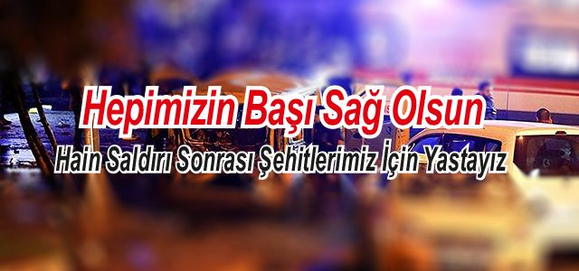 İstanbul'da terör: 38 şehit