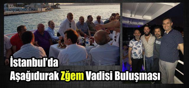 İstanbul'da Yaşayan Ardeşen Aşağıdurak Köyü  Zğem Vadisi Sakinleri Yat Turunda Buluştu