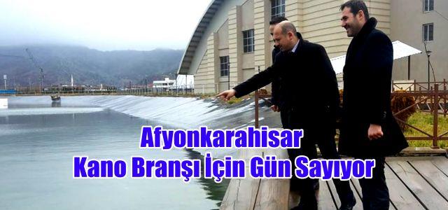 Kano Federasyon Başkanı Afyonkarahisar'da İncelemeler Yaptı