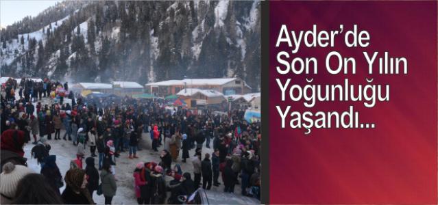 Kardan Adam Festivali Sona Erdi