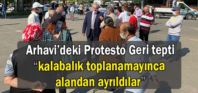 Peşin Para Çay Alımlarına Yapılacak Protestoya İlgi Olmadı