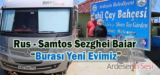 """Samtos Sezghei Baiar """"Burası Yeni Evimiz"""""""