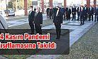 24 Kasım Pandemi Kısıtlamasına Takıldı