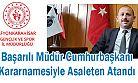 Afyonkarahisar'da Feyzullah Dereci Gençlik ve Spor İl Müdürlüğüne asaleten atandı
