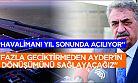 AK Parti Genel Başkan Yardımcısı Yazıcı, Rize-Artvin Havalimanının yıl sonunda açılacağını bildirdi