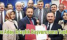 AK Parti Rize İl Başkanı Avcı, aday adaylığını açıkladı