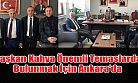 Ardeşen Belediye Başkanı Avni Kahya Ankara'ya Çıkarma Yaptı