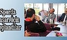 Ardeşen Belediye Başkanı Gültekin Beden Eğitimi Öğretmenleriyle Bir Araya Geldi