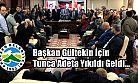 Ardeşen Belediye Başkanı Hakan Gültekin'e Sürpriz Ziyaret