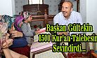 Ardeşen Belediye Başkanı Kur'an Öğrencilerini Sevindirdi
