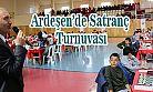 Ardeşen Belediyesi Katkılarıyla İlçede Satranç Turnuvası Düzenlendi