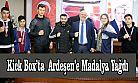 Ardeşen Belediyesi Spor Kulübü Kick Box takımı Rize'de tarih yazdı