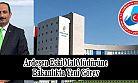 Ardeşen Eski mal Müdürü Osman Malkoç Ticaret Bakanlığında Görev Yapacak