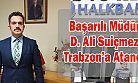 Ardeşen Halkbank Müdürü Trabzon'a Atandı