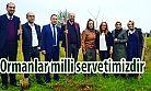 Ardeşen Kent Konseyi Orman Haftası Etkinliği