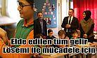Ardeşen Mesut Karaoğlu İlkokulunda Çok Güzel Hareketler