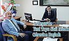 Ardeşen Tapu ve Kadastro Müdürü Görevine Başladı