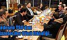 Ardeşen Ticaret ve Sanayi Odası (TSO) Başkanı Kuyumcu, Ardeşen Basını ile Bir Araya Geldi.