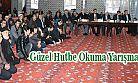 Ardeşen'de Genç Hatipler Minberde Güzel Hutbe Okuma Yarışması Düzenlendi