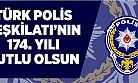 Ardeşen'de Türk Polis Teşkilatının 174. Yıl Kutlama Töreni