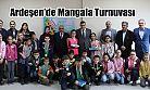 Ardeşen'de Türk Zeka ve Strateji Oyunu olan Mangana Turnuvası Yapıldı.