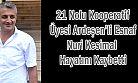 Ardeşen'in Şoför Esnaflarından Nuri Kesimal Hayatını Kaybetti
