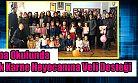 Atatürk Ana Okulunda Miniklerin Karne Heyecanı