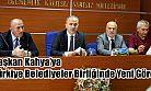 Avni Kahya'ya Türkiye Belediyeler Birliğinde Yeni Görev