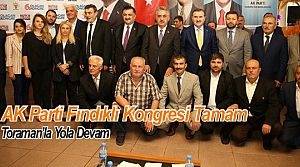 Bakan Bak ve AK Parti Genel Başkan Yardımcısı Yazıcı, Fındıklı Kongresine Katıldı