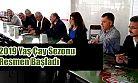 """Çaykur Ardeşen çay fabrikası Müdürü Mahmut Akpak """"Kaliteli Çay Alımı Yapacağız"""" dedi."""