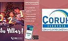 CORUH EDAŞ'tan Yeni Yıl Mesajı
